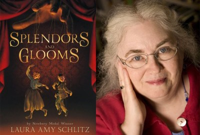 News: Park Librarian Wins 2013 Newbery Honor!