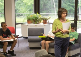 Photo: <strong>Student Support and Counseling Services</strong> at Park aim to provide a comprehensive and developmentally attuned range of practices, services, curriculum and programs in line with Park's philosophy.