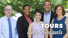 Image: Tours with Principals