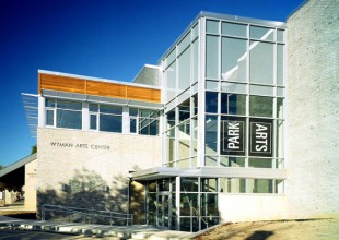 Photo: The 44,000 square foot Wyman Arts Center houses facilities for the performing and visual arts for all divisions.