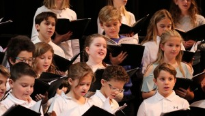 Event: Lower School and Middle School Spring Choral Concert