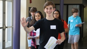 Event: US Orientation - 9th Graders
