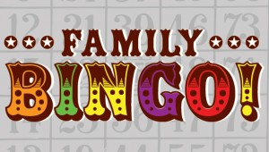 Event: Family Basket Bingo