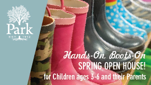 Event: Hands-On, Boots-On Spring Open House