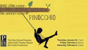 Event: Pinocchio: 8th Grade Production