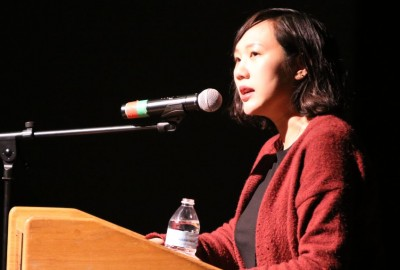 News: Park Welcomes Steph Cha as the 2020 Peter Baida '68 Writer-in-Residence