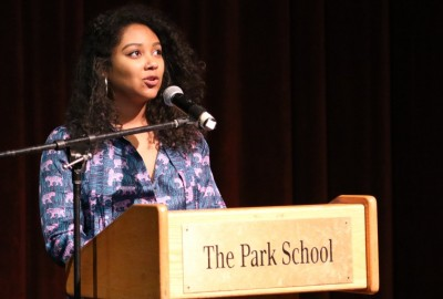 Featured News: Park Welcomes Safia Elhillo as the 2019 Peter Baida '68 Writer-in-Residence
