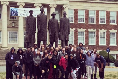 News: January 2020 Civil Rights Trip Students Share Reflections on National and Local News