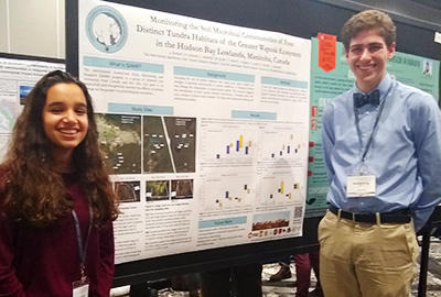 News: Upper School Students Present at Annual ArcticNet Scientific Meeting in Halifax