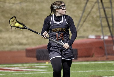 News: Alumna Emily Berner '16's Lacrosse Career at Oberlin Cut Short