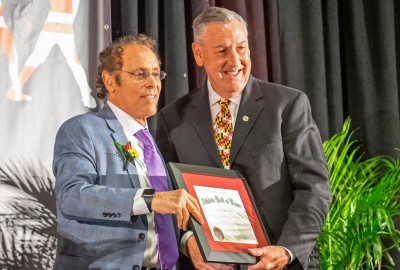 News: SteveKrulevitz '69 inducted into The Maryland State Athletic Hall of Fame