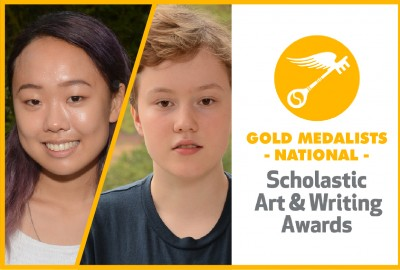 News: Park Students Receive Gold Medals in the 2020 National Scholastic Art & Writing Competition