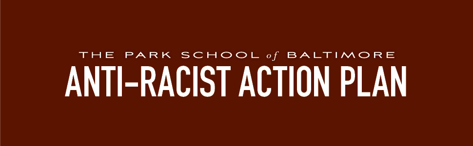 Park School's Anti-Racist Action Plan