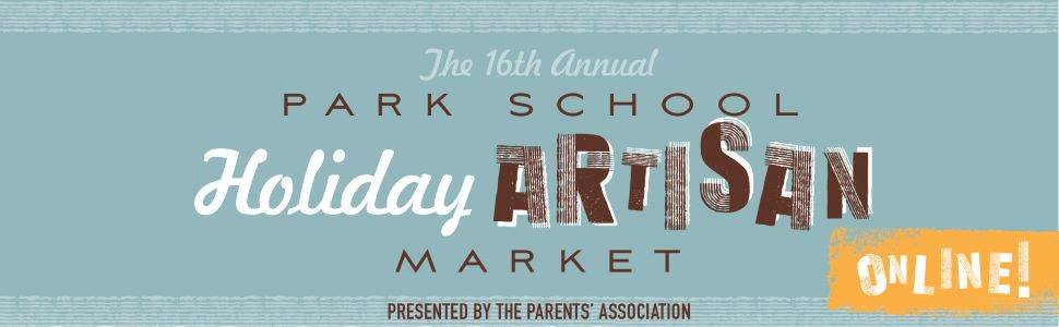 16th Annual (1st Virtual!) Holiday Artisan Market