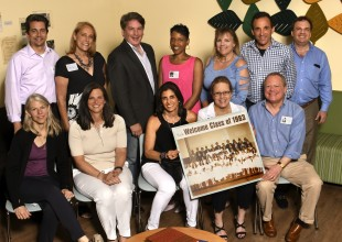 Photo: Class of 1983 35th Reunion