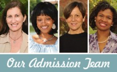 Image: Get to Know Park's Admission Directors