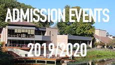 Image: Admission Events