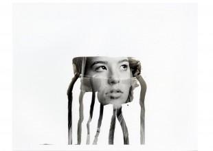 "Photo: ""Drip"" - Darkroom photography by Alyssa Markov"