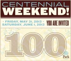 Image: Centennial Weekend