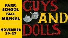 Image: 2019 Fall Musical: Guys and Dolls