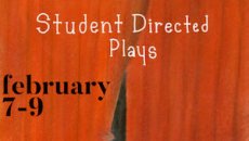 Image: Winter Production: Student Directed Plays