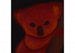"Photo: ""Koala"" - Oil painting by Molly Bloom"
