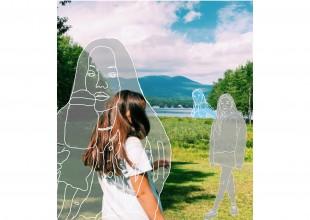 "Photo: ""Summer 2019"" - Digital art by Mora Perl"
