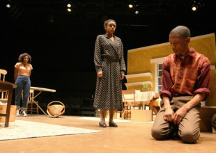 Photo: Lorraine Hansberry's groundbreaking play about a black, south-side Chicago family and their attempts to improve their lives.