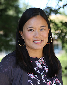 Lower School Counselor, Christina Kim