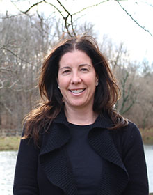Jayme Wood '93, Director of Special Events and Parent Programs