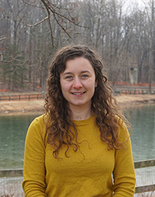 Keelan Scharbach, Development Assistant