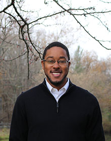 Phil Porter '05, Director of Leadership Gifts